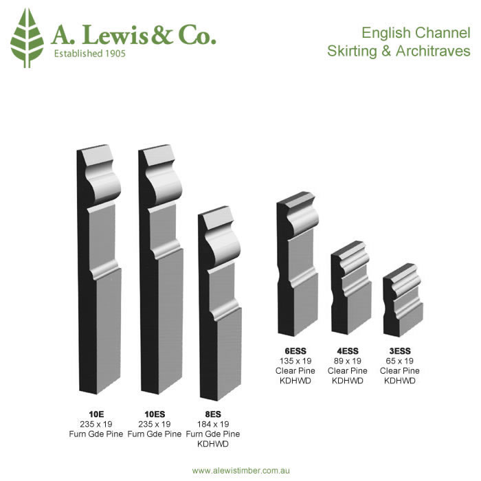 English channel skirtings architraves ccuart Images